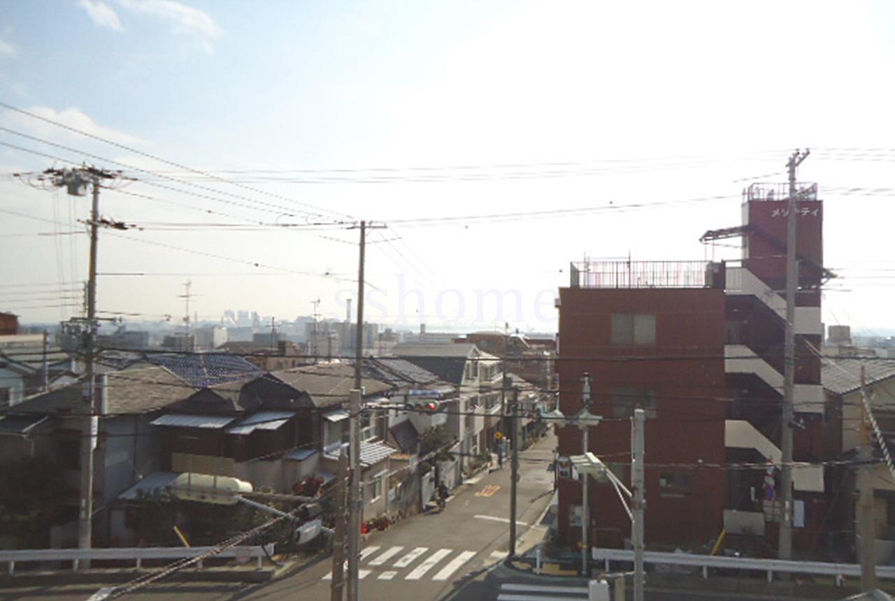 物件番号: 1123100012 シャトー上野  神戸市灘区上野通4丁目 1K マンション 画像4