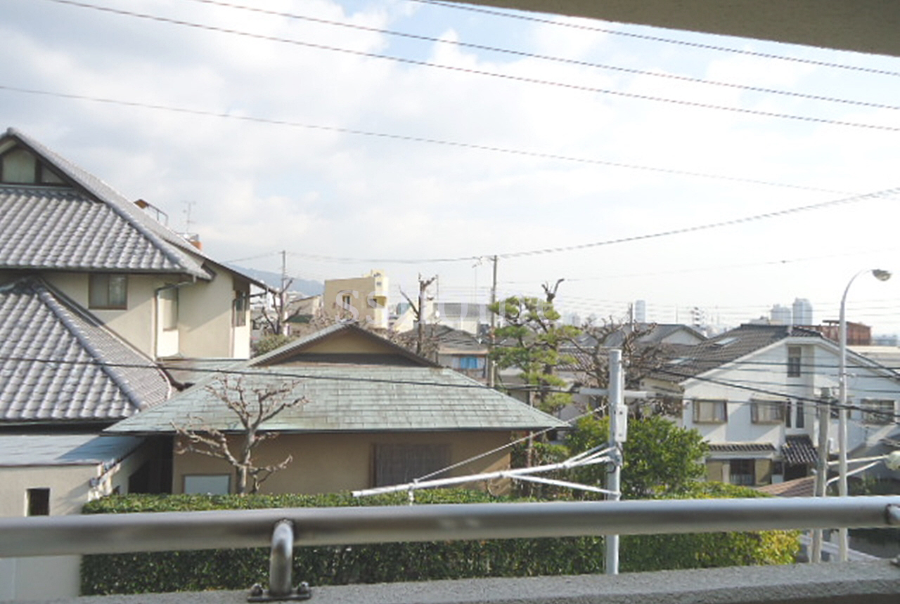 物件番号: 1123100012 シャトー上野  神戸市灘区上野通4丁目 1K マンション 画像14