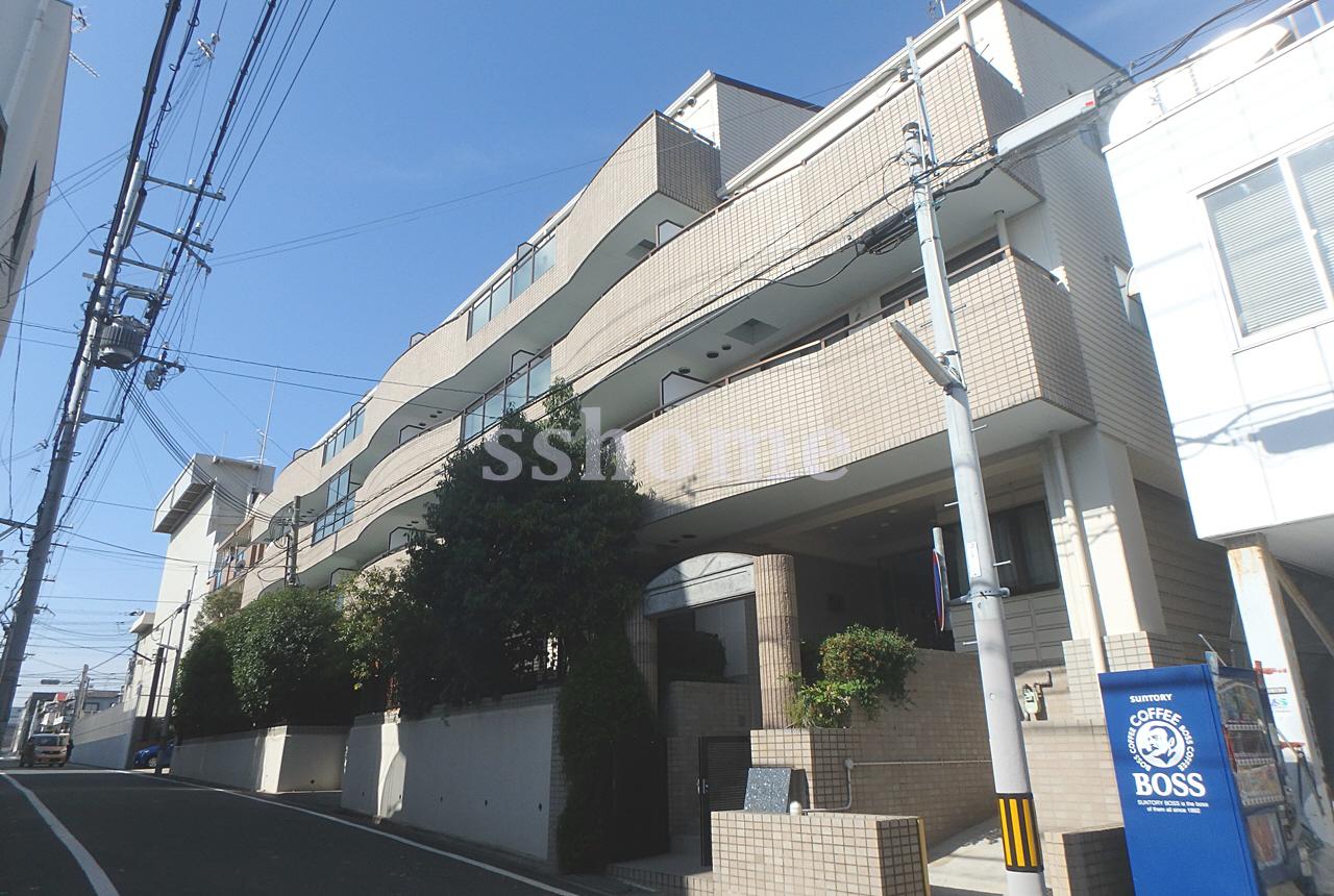 物件番号: 1123104800 サンパレス六甲  神戸市灘区大和町3丁目 1R マンション 外観画像