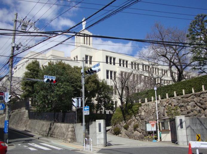 物件番号: 1123105593 フレンズ王子公園  神戸市灘区中原通7丁目 1R マンション 画像22