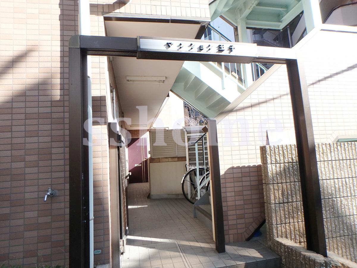 物件番号: 1123103384 マンション王子  神戸市灘区原田通1丁目 1K マンション 画像12