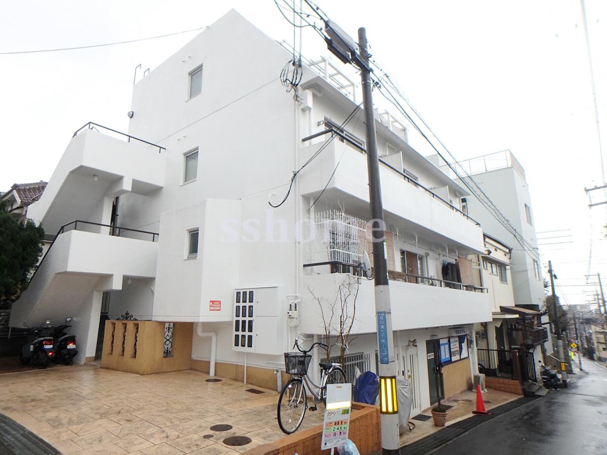 物件番号: 1123101011 梅木マンション  神戸市中央区坂口通3丁目 1R マンション 外観画像