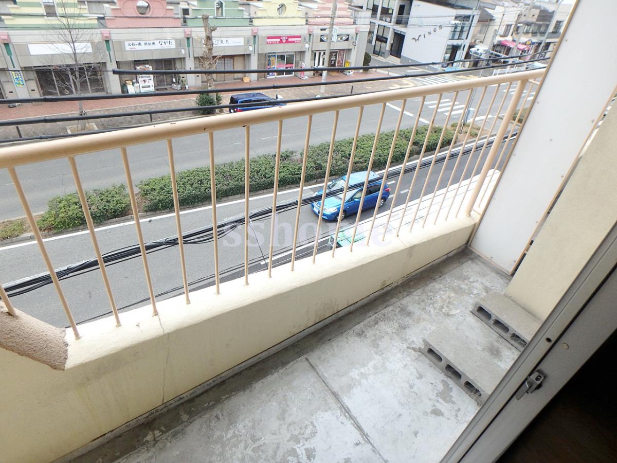 物件番号: 1123101029 ベルエアー六甲  神戸市灘区高徳町3丁目 1DK マンション 画像9