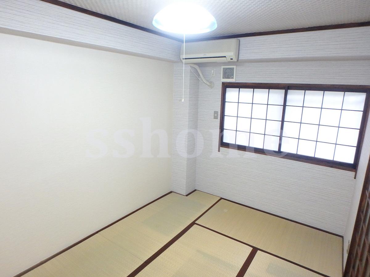 物件番号: 1123101076 グリーンハイツ山水B棟  神戸市灘区六甲台町 2DK ハイツ 画像13