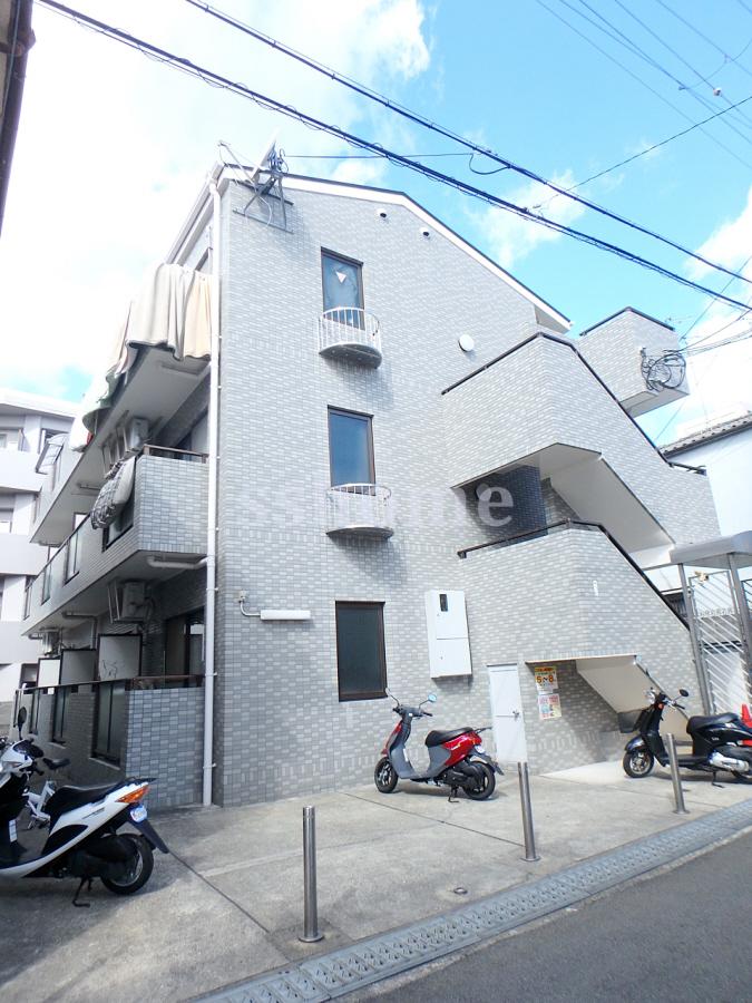 物件番号: 1123103278 エンゼル・サン  神戸市灘区城内通4丁目 1R マンション 外観画像
