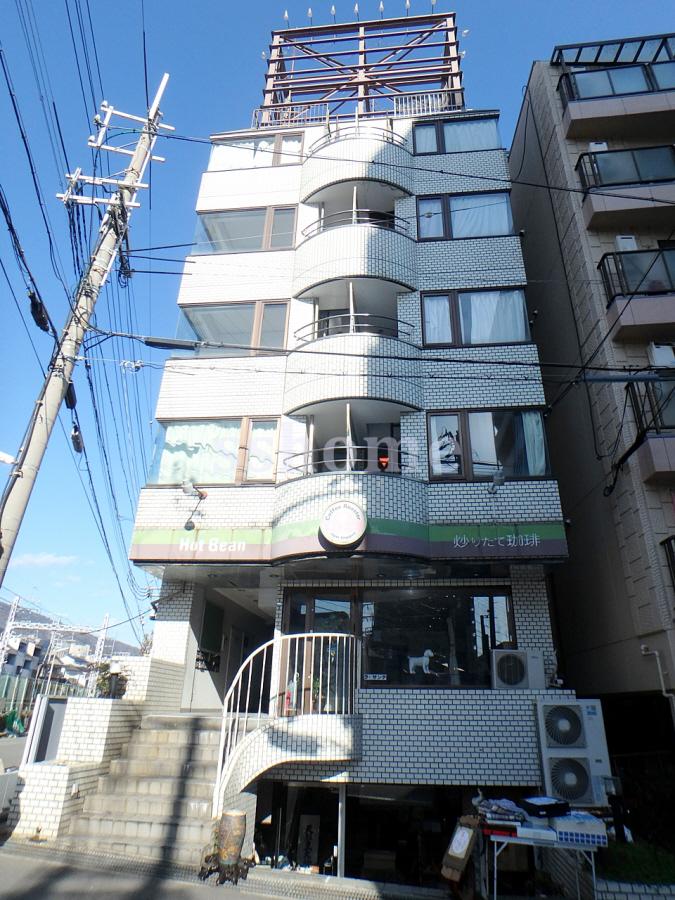 物件番号: 1123106252 ビハーラ三谷  神戸市灘区中原通3丁目 2K マンション 外観画像