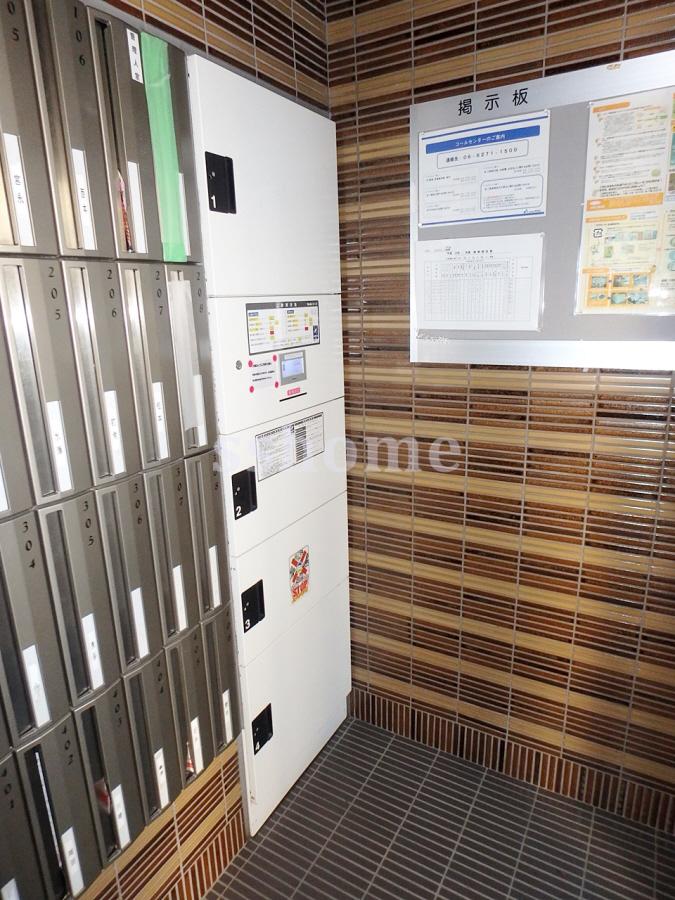 物件番号: 1123101426 エス・キュート御影  神戸市東灘区御影本町6丁目 1K マンション 画像18