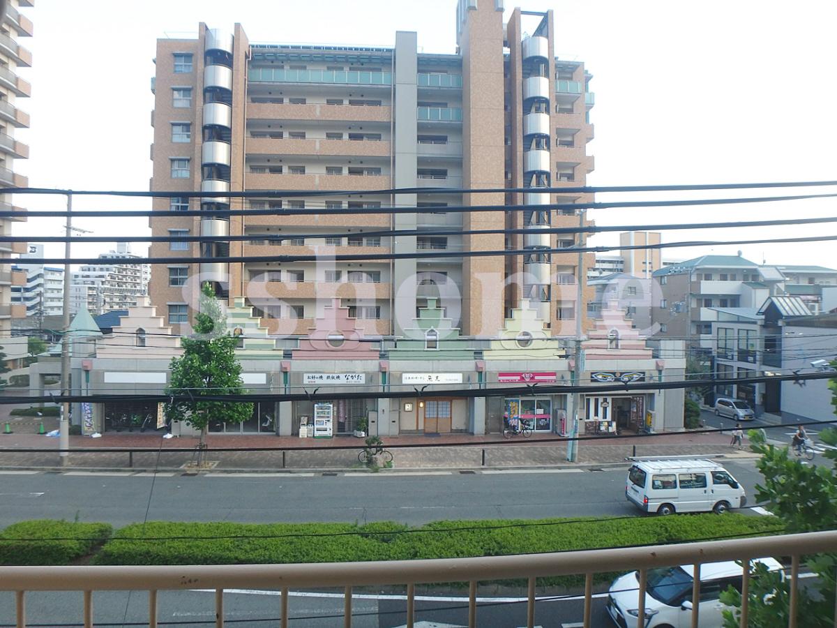 物件番号: 1123101783 ベルエアー六甲  神戸市灘区高徳町3丁目 1DK マンション 画像15