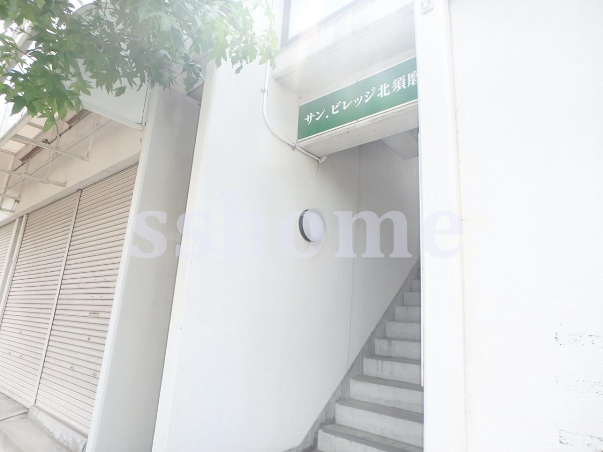 物件番号: 1123107299 サンビレッジ北須磨  神戸市須磨区多井畑東町 1R マンション 画像12