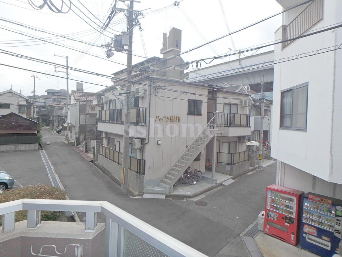 物件番号: 1123103049 ジュヌパッション  神戸市灘区新在家南町4丁目 1K マンション 画像19