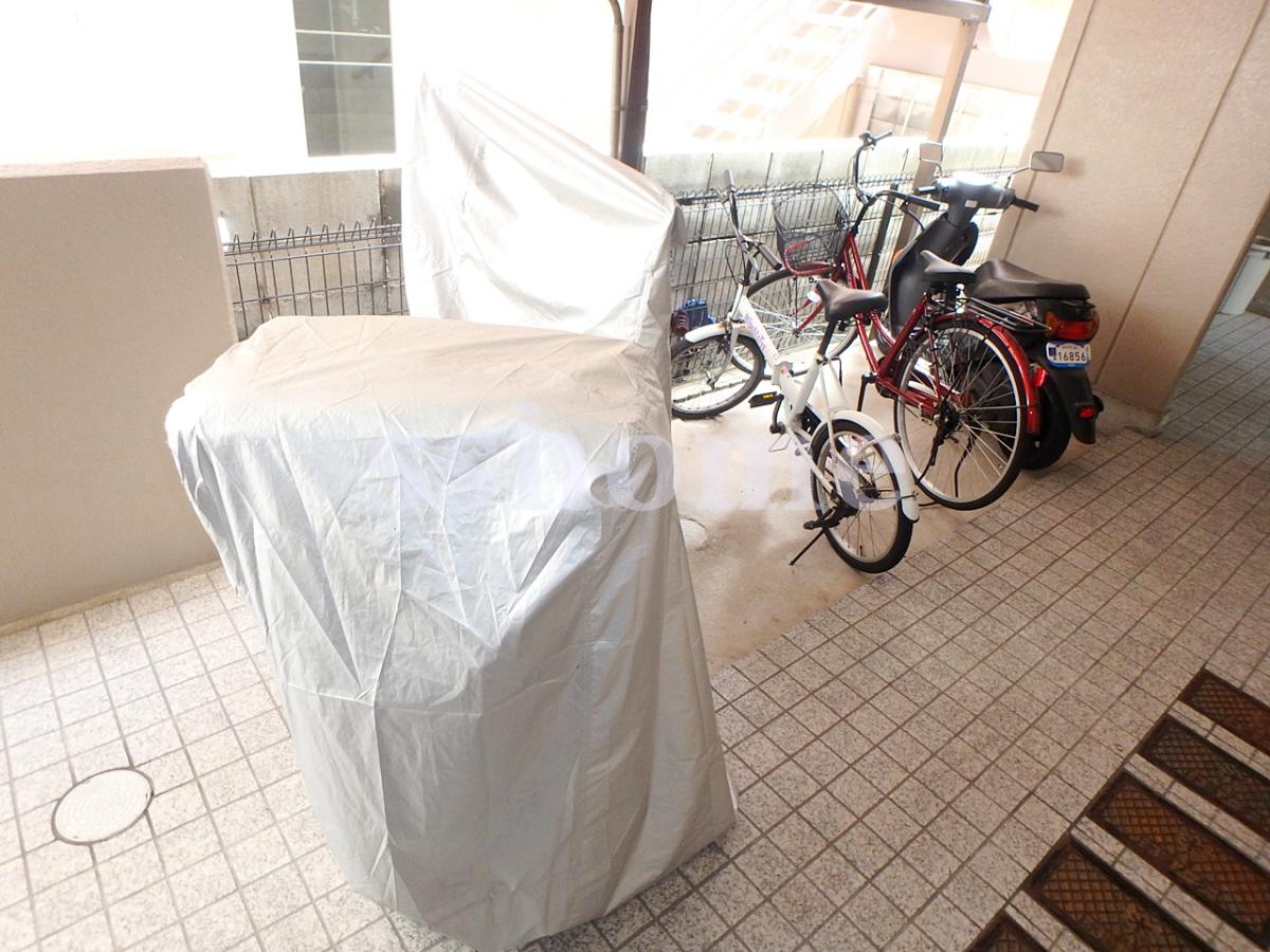 物件番号: 1123105292 シャトー璃美  神戸市灘区岸地通4丁目 1K マンション 画像19