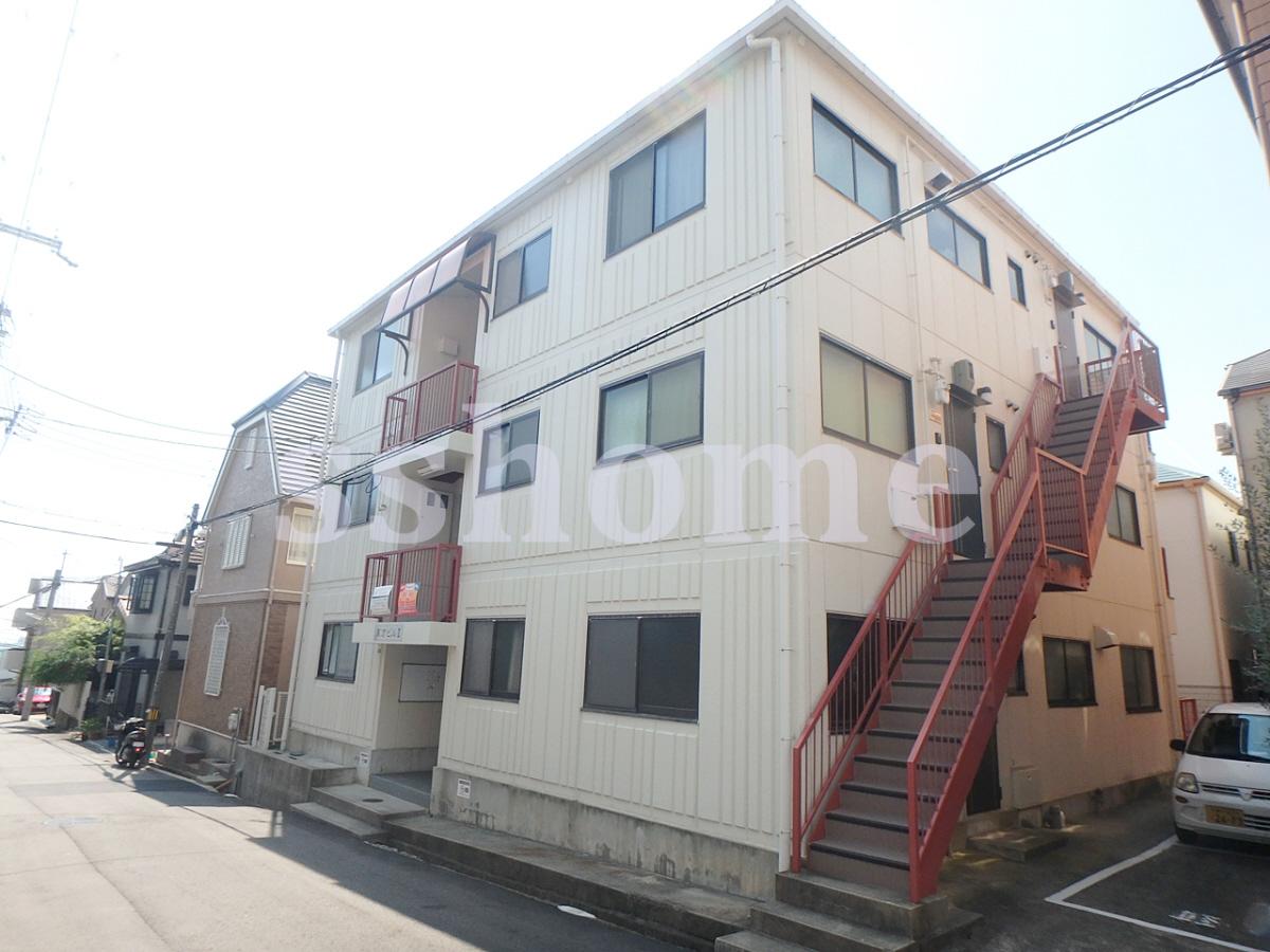 物件番号: 1123103736 東方ビルⅡ  神戸市灘区桜ヶ丘町 1LDK マンション 外観画像
