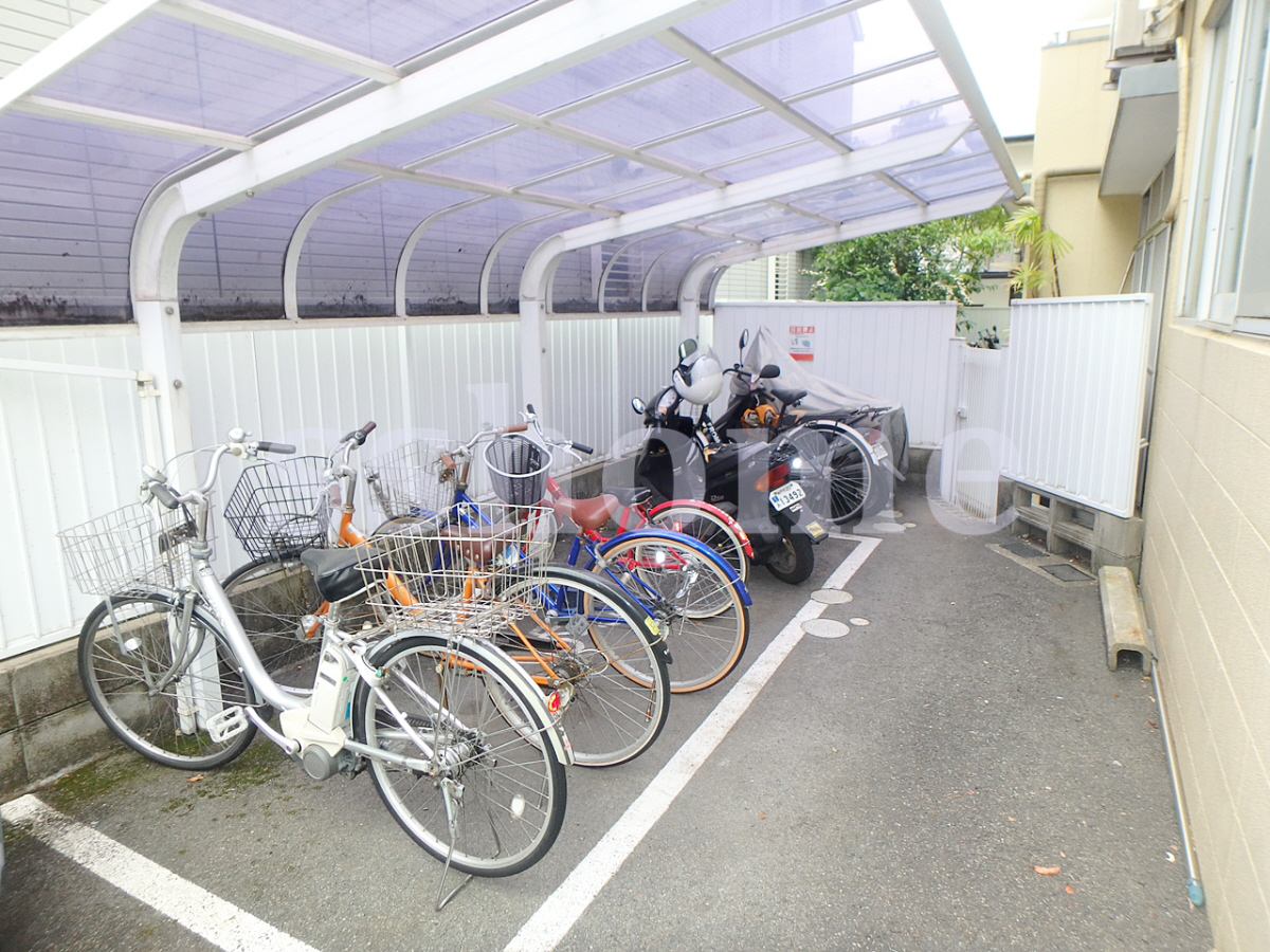 物件番号: 1123102879 森南コーポ  神戸市東灘区森南町2丁目 2DK マンション 画像28