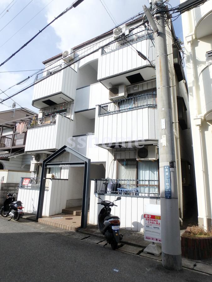 物件番号: 1123102980 Bau haus  神戸市灘区泉通2丁目 1R マンション 画像19