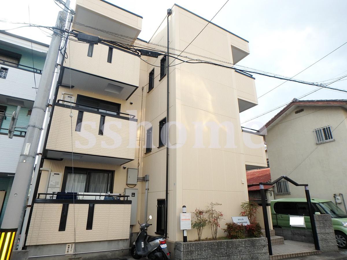 物件番号: 1123103535 Villa Shinohara  神戸市灘区篠原南町5丁目 1K マンション 画像29