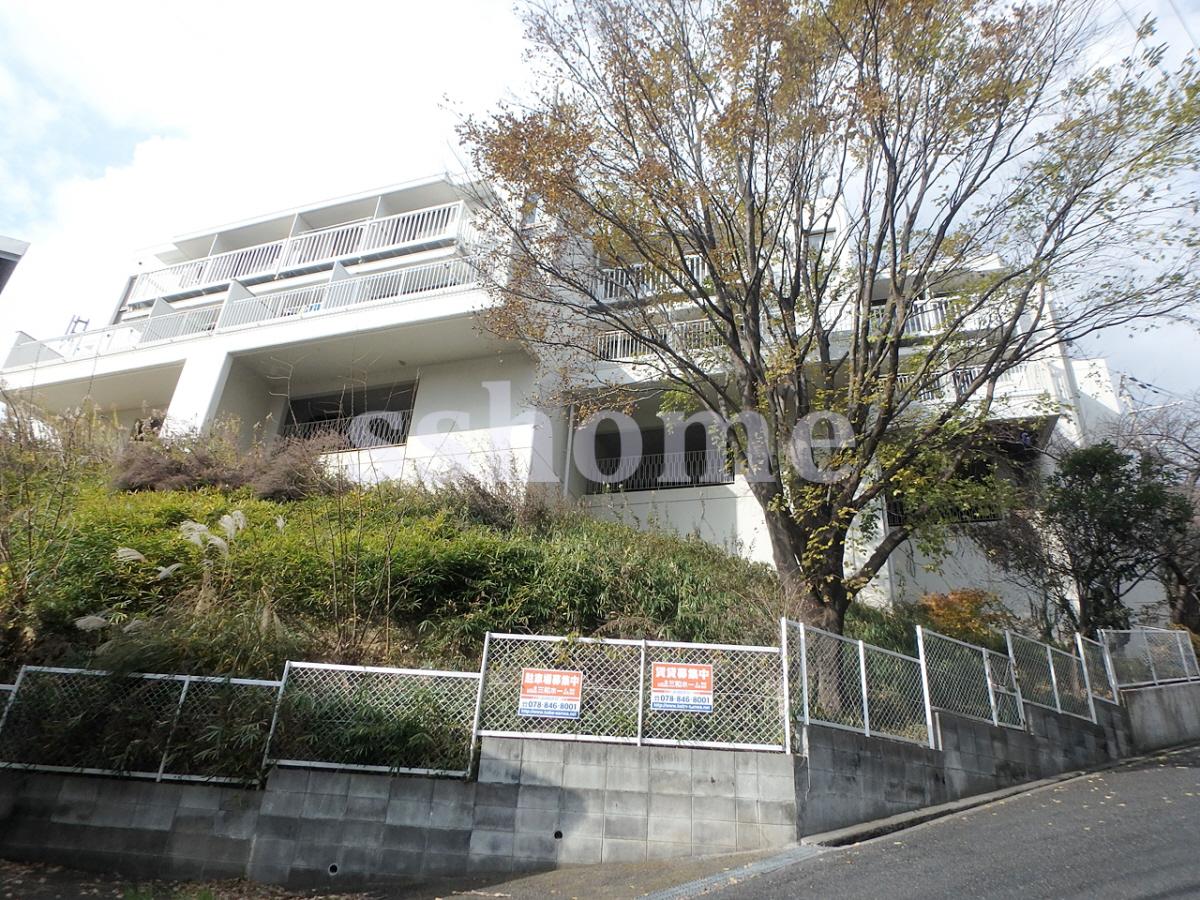 物件番号: 1123107371 六甲ガーデンホームズ  神戸市灘区篠原台 1R マンション 外観画像