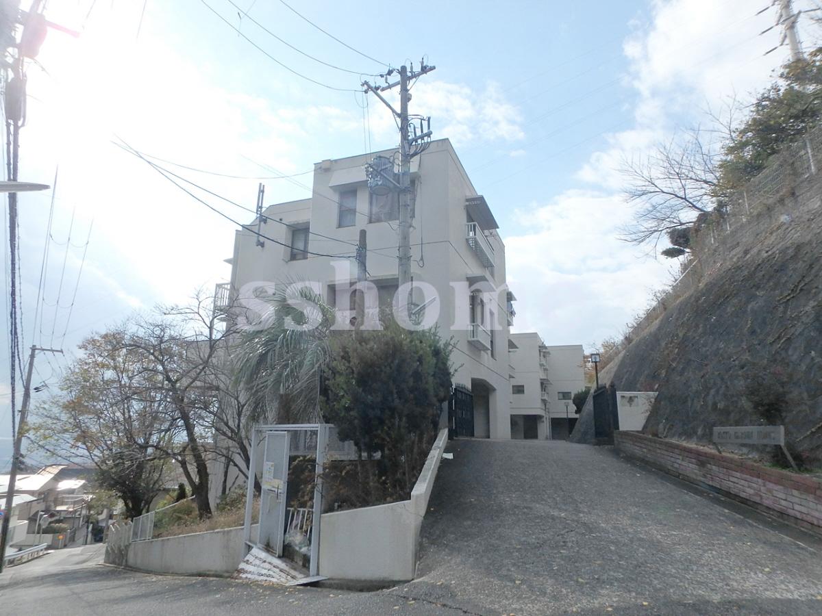 物件番号: 1123107371 六甲ガーデンホームズ  神戸市灘区篠原台 1R マンション 画像29