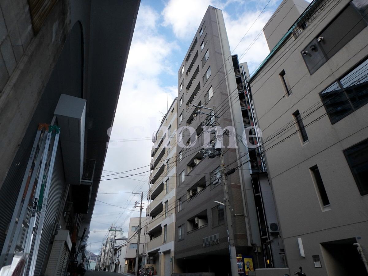 物件番号: 1123103621 ヒュース王子公園  神戸市灘区城内通5丁目 1K マンション 画像29