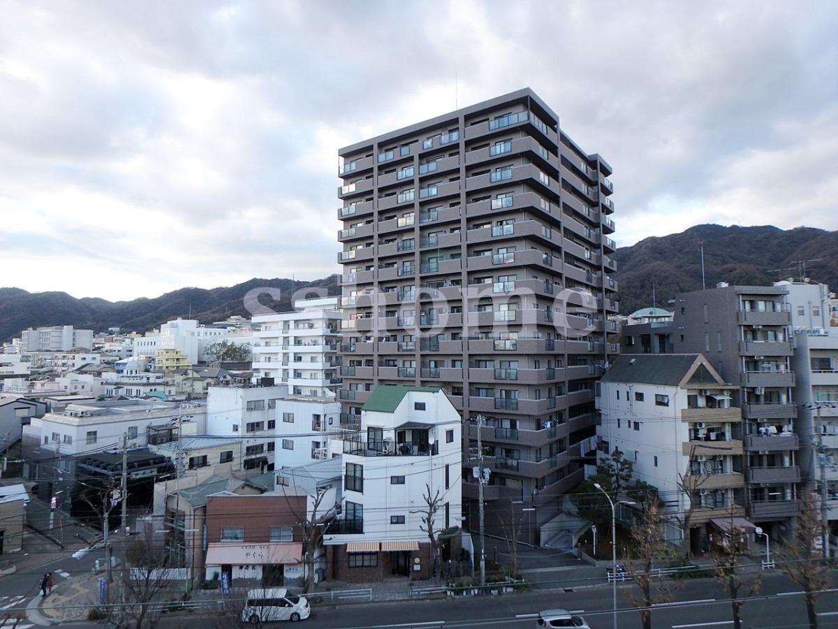 物件番号: 1123103621 ヒュース王子公園  神戸市灘区城内通5丁目 1K マンション 画像19