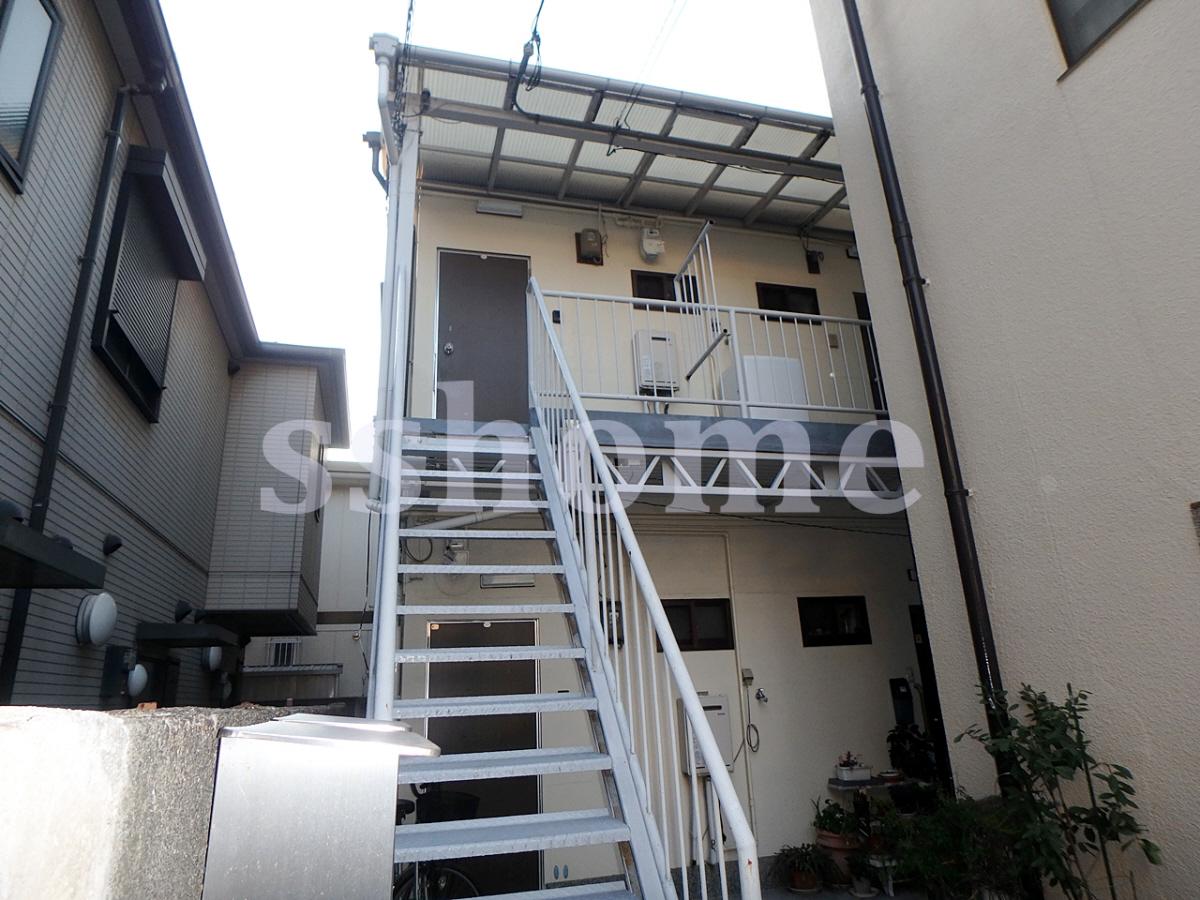 物件番号: 1123106608 前羽アパート  神戸市灘区城内通2丁目 1DK アパート 画像29