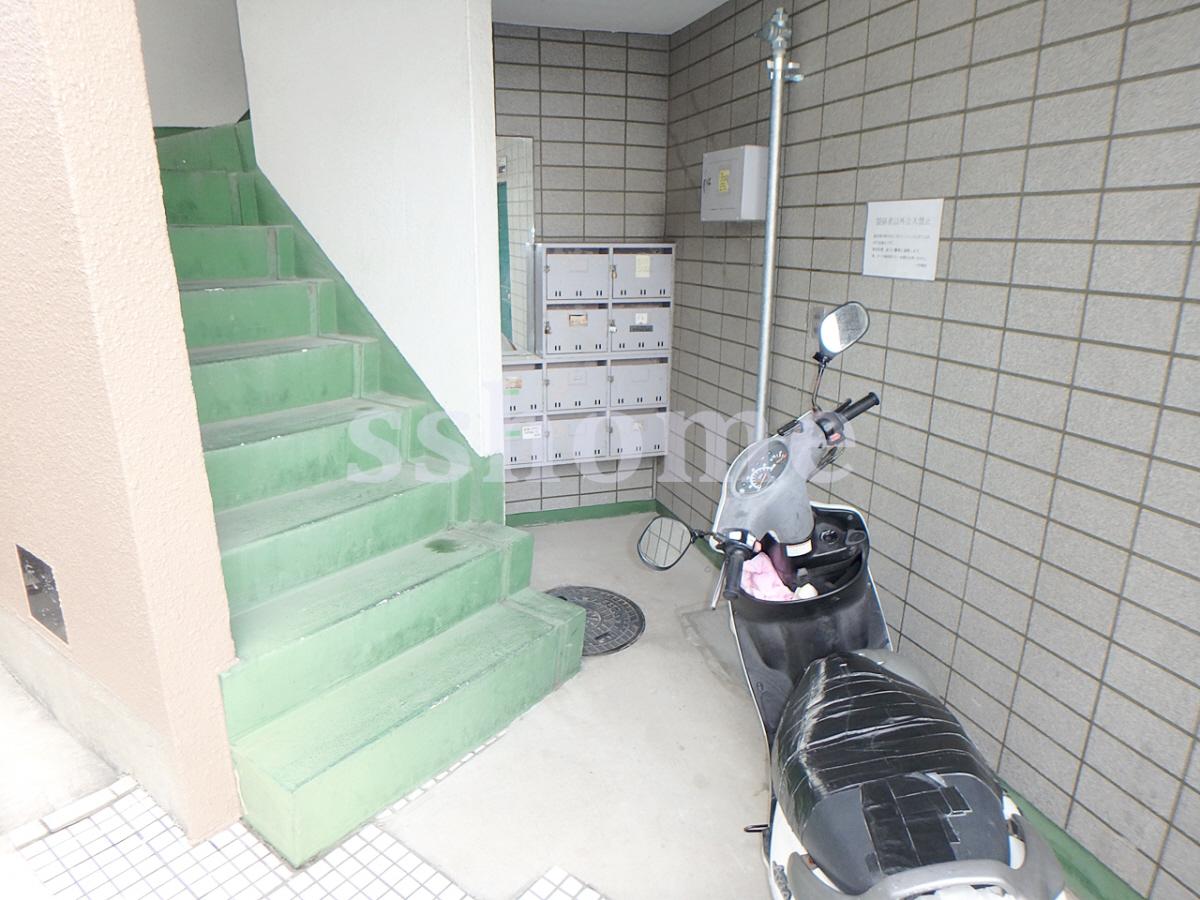 物件番号: 1123107660 シャトー御影  神戸市東灘区御影山手5丁目 1DK マンション 画像12