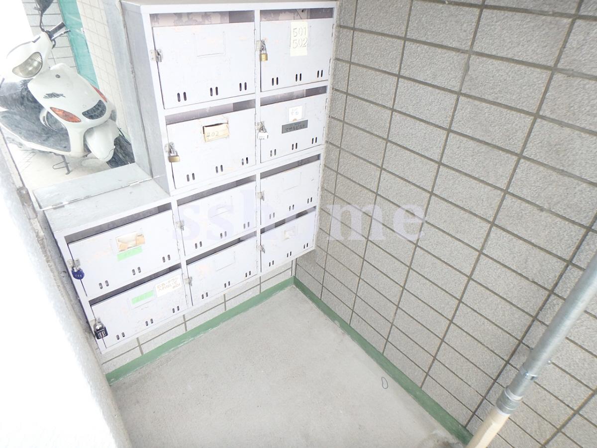物件番号: 1123107660 シャトー御影  神戸市東灘区御影山手5丁目 1DK マンション 画像28