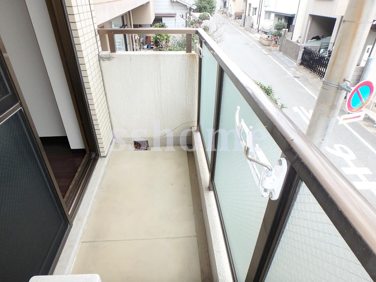 物件番号: 1123103852 ハイツモカ  神戸市灘区泉通2丁目 1K マンション 画像9