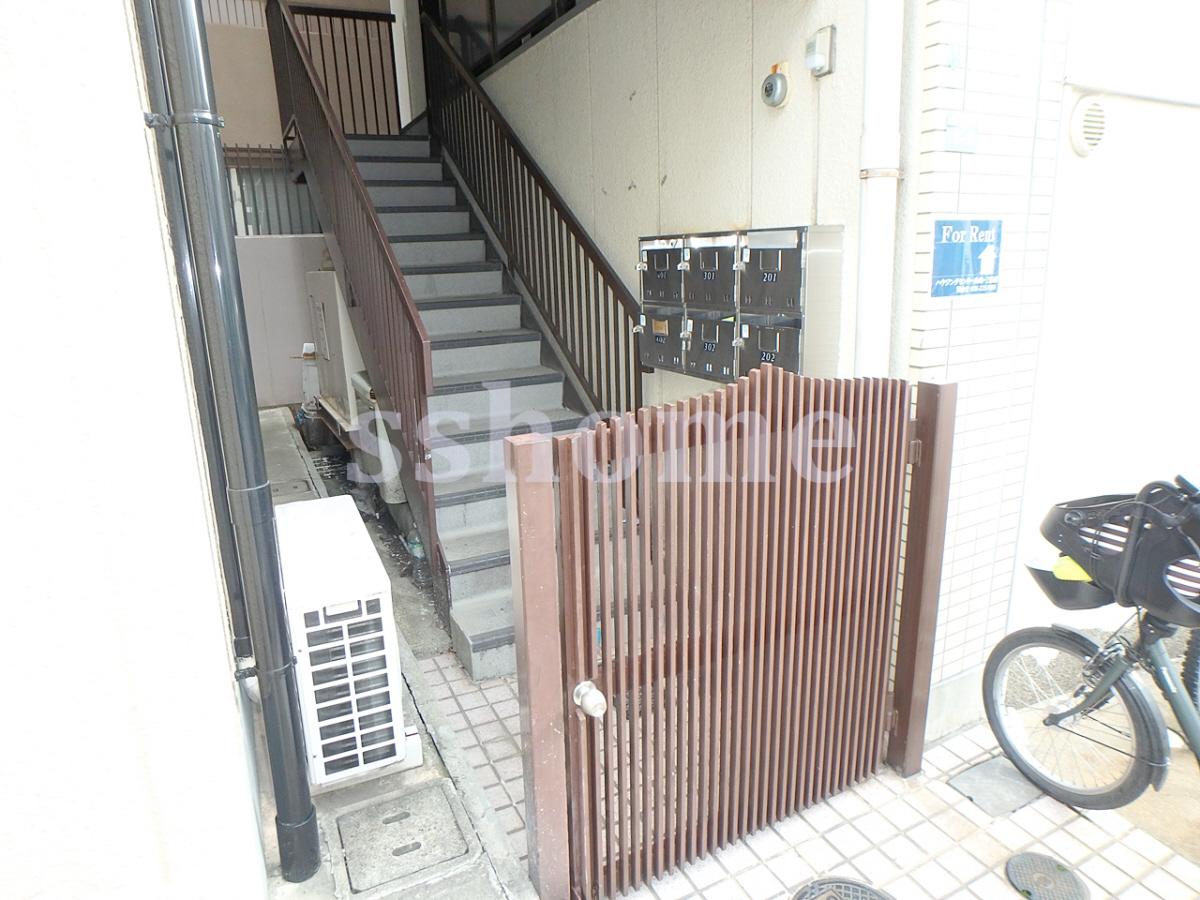 物件番号: 1123103852 ハイツモカ  神戸市灘区泉通2丁目 1K マンション 画像12