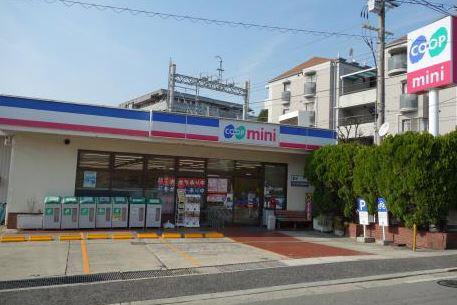 物件番号: 1123103853 土居アパート  神戸市灘区一王山町 1DK アパート 画像25