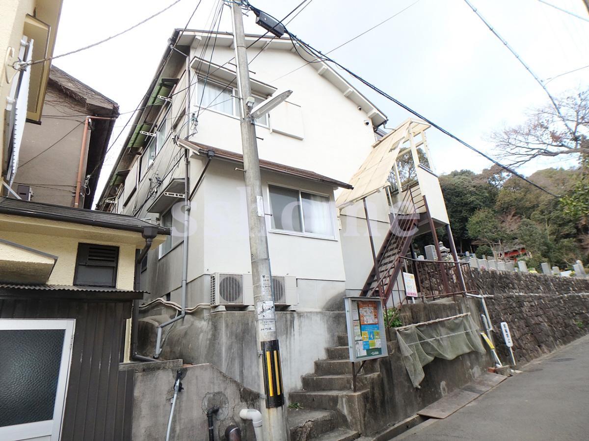 物件番号: 1123103853 土居アパート  神戸市灘区一王山町 1DK アパート 画像29