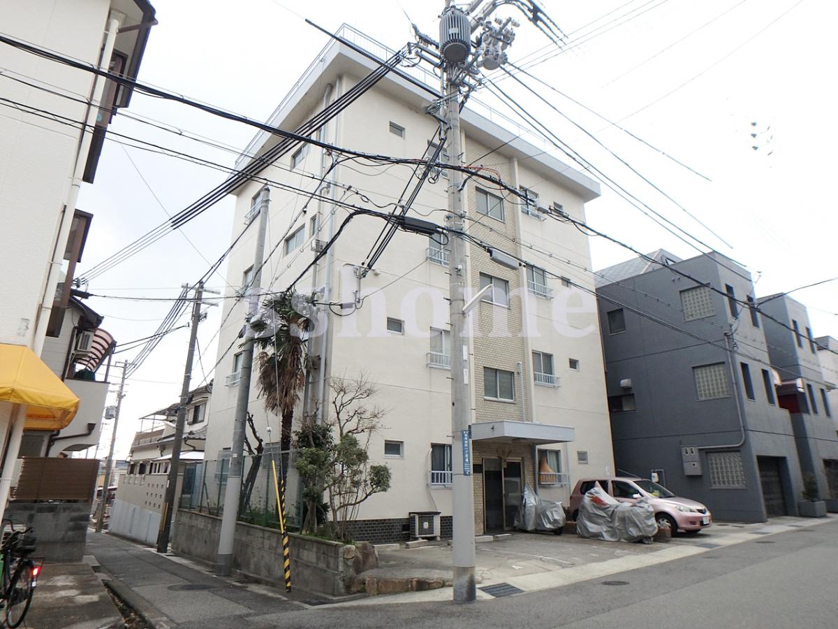物件番号: 1123103855 シャトレー六甲  神戸市灘区篠原南町1丁目 3DK マンション 外観画像