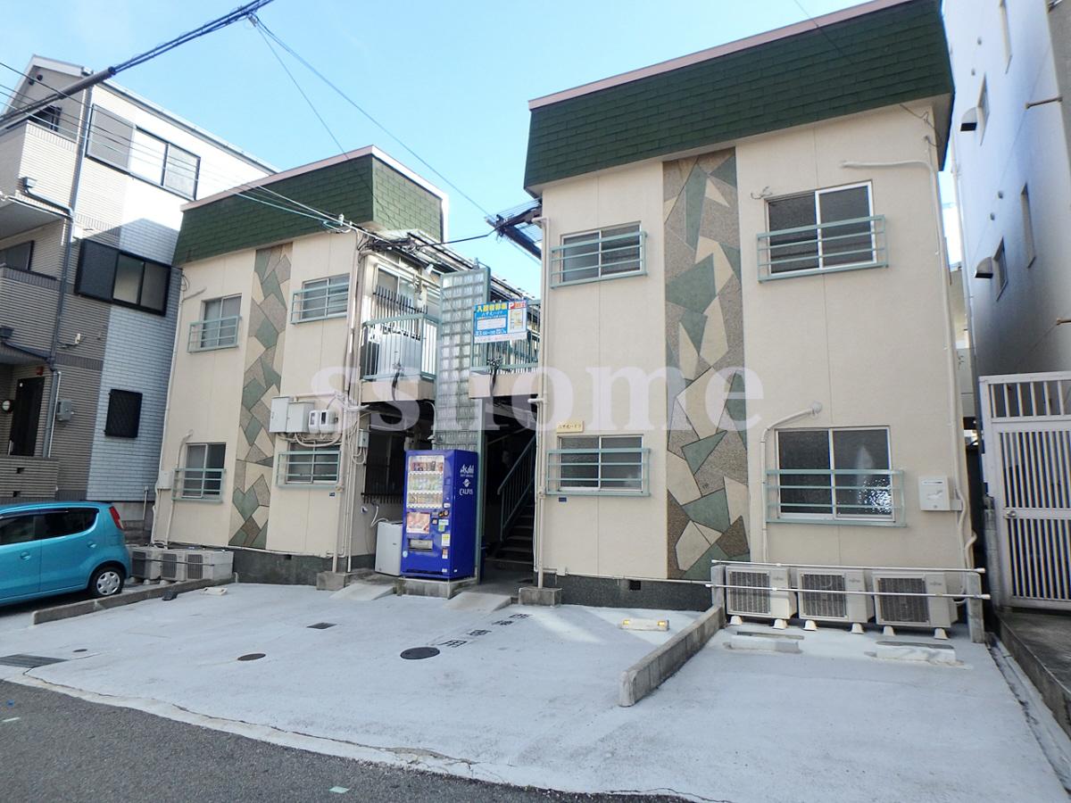 物件番号: 1123104932 六甲光ハイツ  神戸市灘区大和町3丁目 1R ハイツ 外観画像
