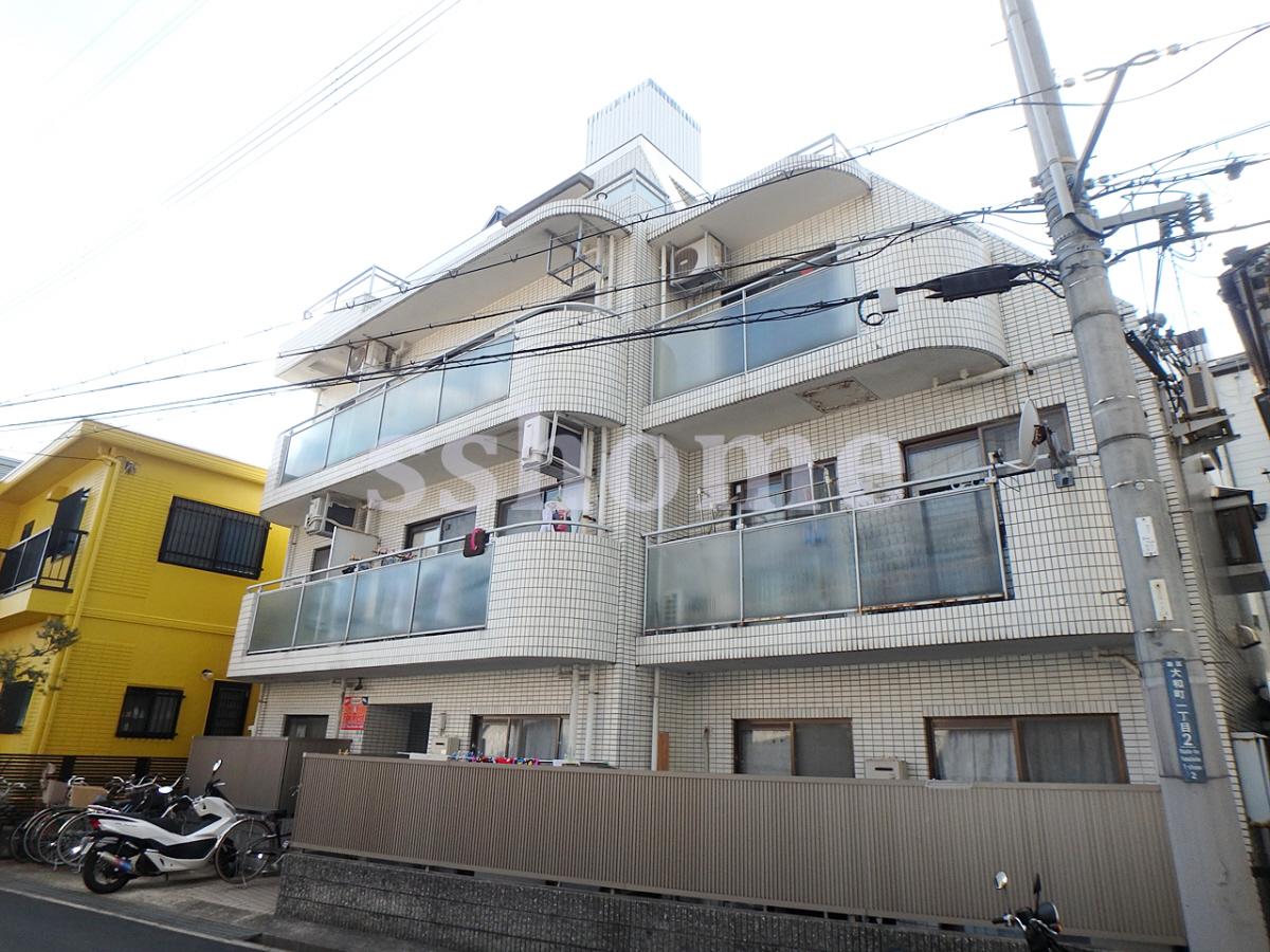物件番号: 1123105919 ヴィラ六甲道  神戸市灘区大和町1丁目 1K マンション 外観画像