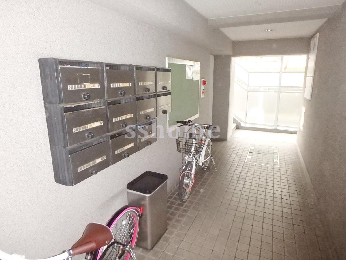 物件番号: 1123105919 ヴィラ六甲道  神戸市灘区大和町1丁目 1K マンション 画像12