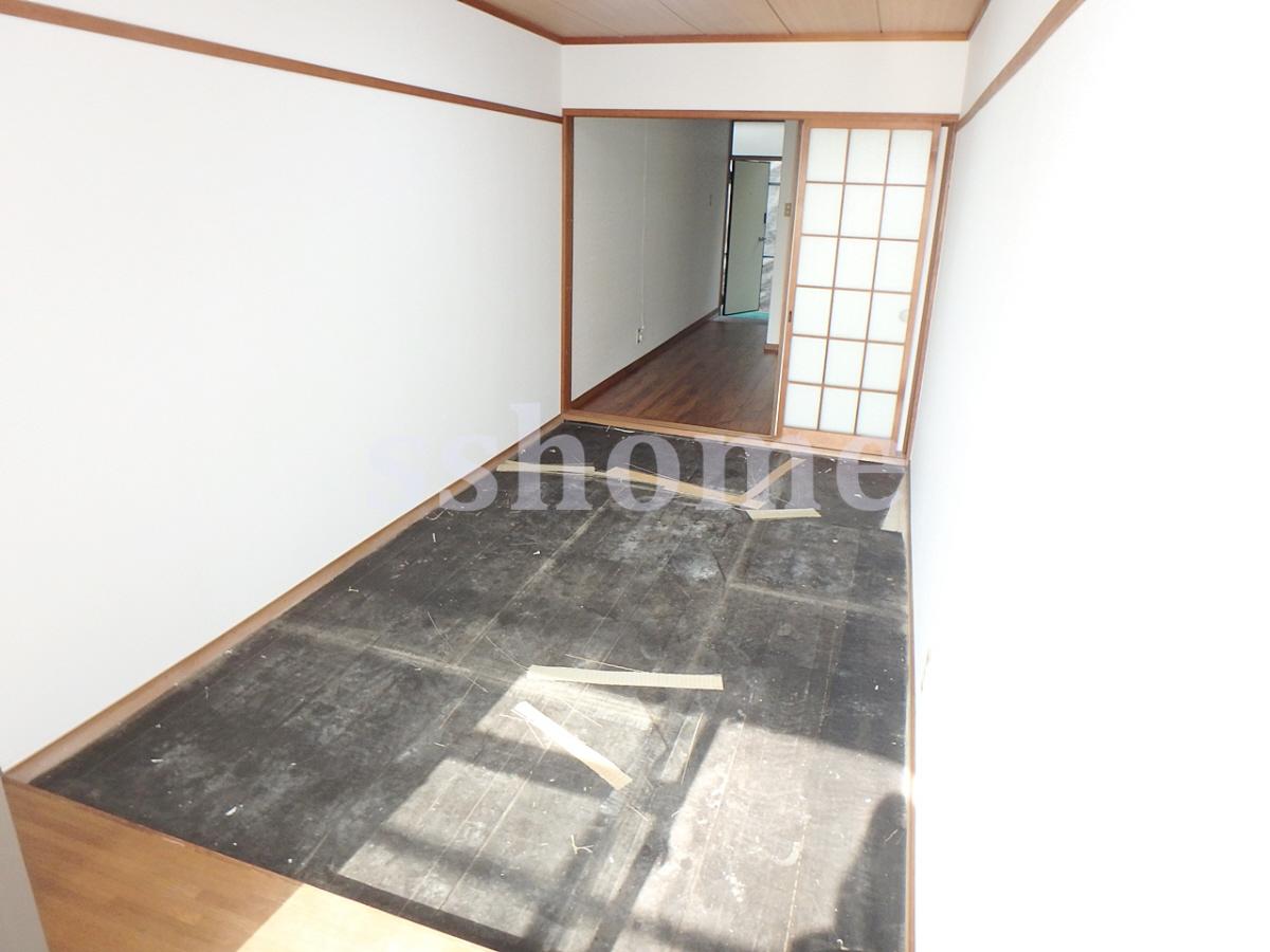 物件番号: 1123104122 大和テラス  神戸市灘区六甲台町 1DK ハイツ 画像1
