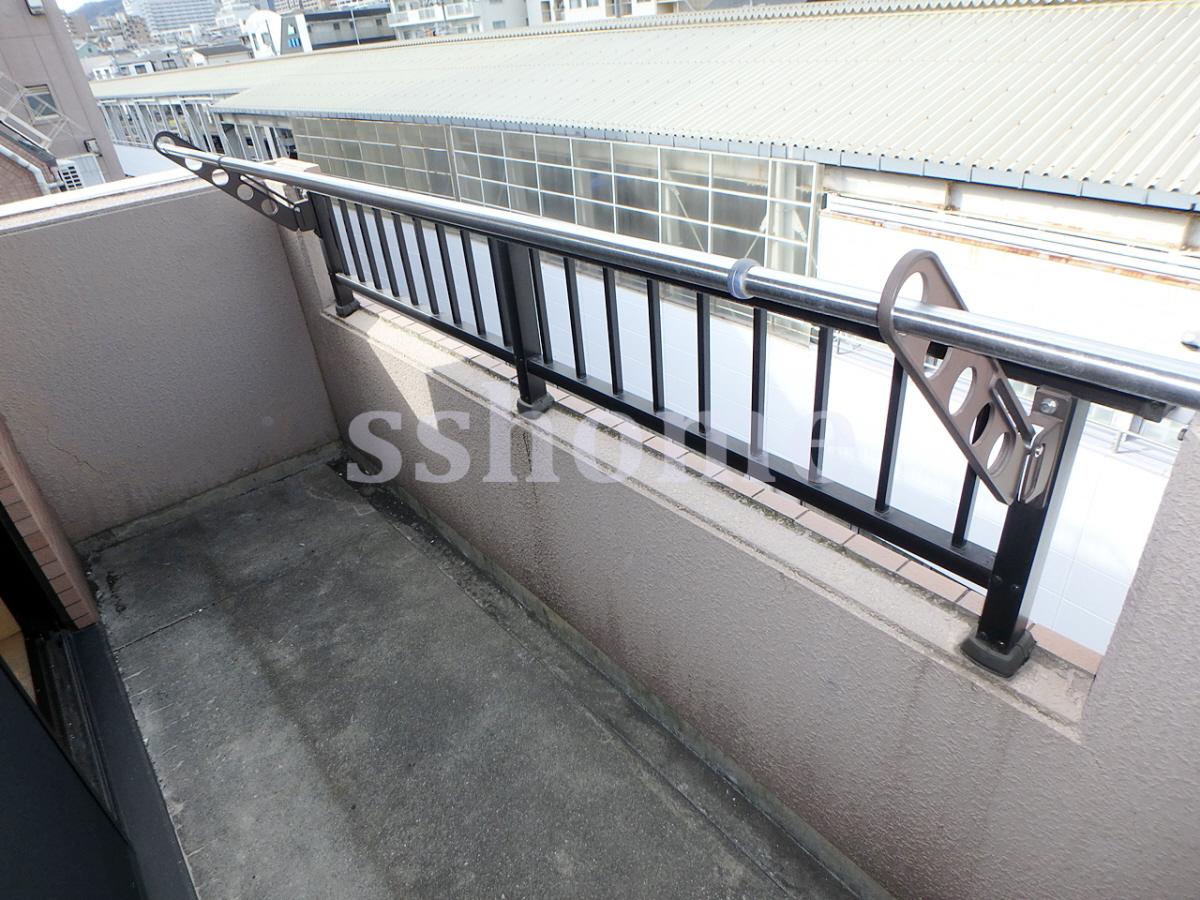 物件番号: 1123104155 西灘駅前ハイツ  神戸市灘区都通5丁目 1K マンション 画像9