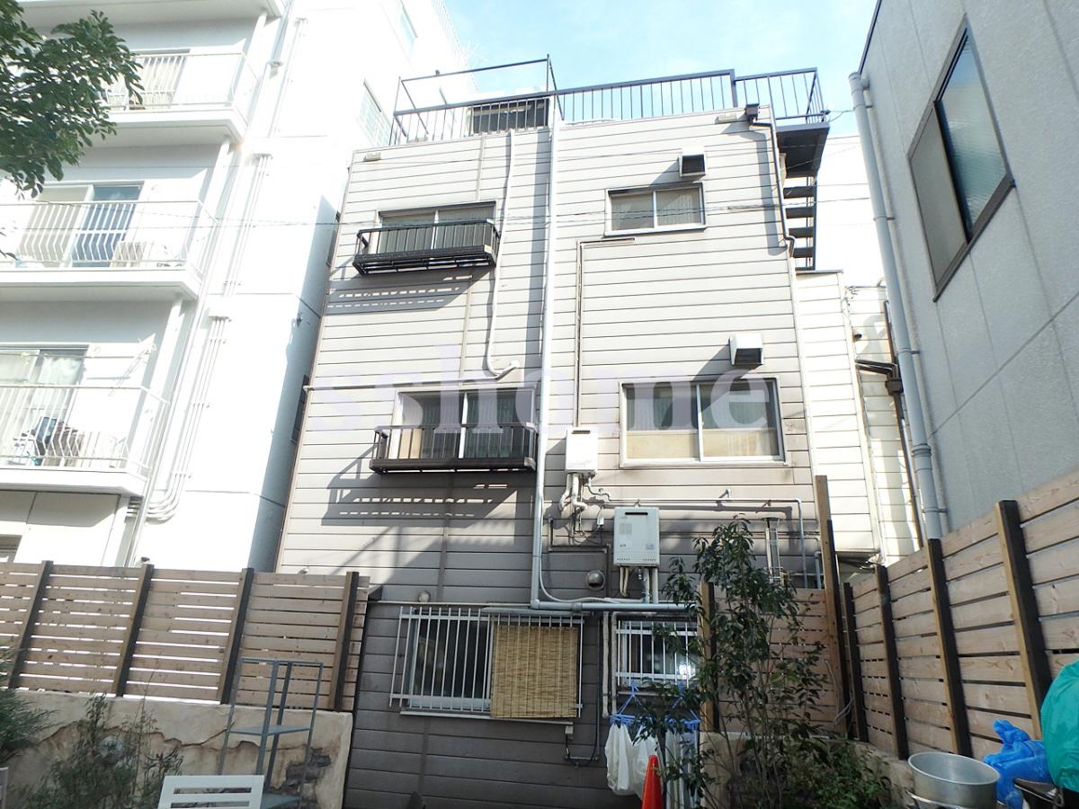 物件番号: 1123104233 藤本ハイツ  神戸市灘区水道筋5丁目 1R マンション 外観画像