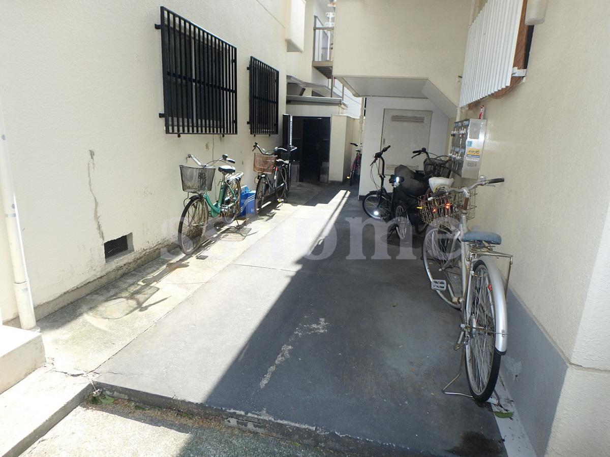 物件番号: 1123104219 ピュアエスペラントⅡ  神戸市灘区岸地通3丁目 2DK マンション 画像27