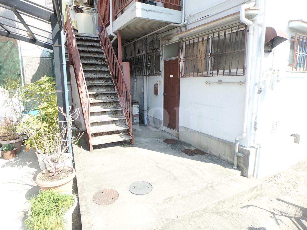 物件番号: 1123104979 清水コーポ  神戸市灘区浜田町1丁目 2DK アパート 画像12