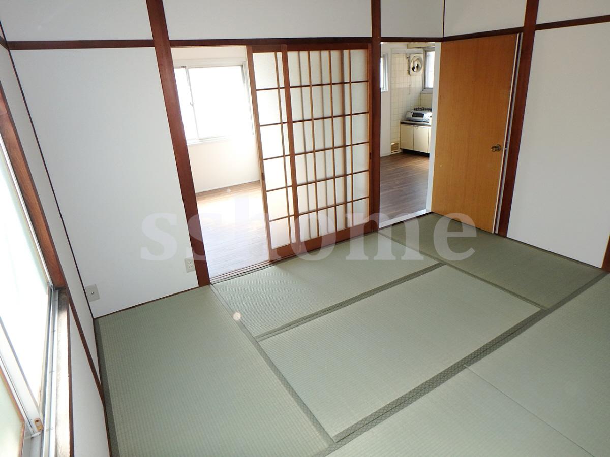 物件番号: 1123104977 清水コーポ  神戸市灘区浜田町1丁目 2DK アパート 画像14