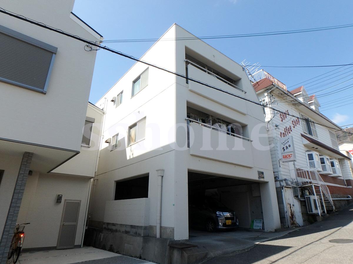 物件番号: 1123105502 シャトー上野  神戸市灘区上野通4丁目 1K マンション 画像29