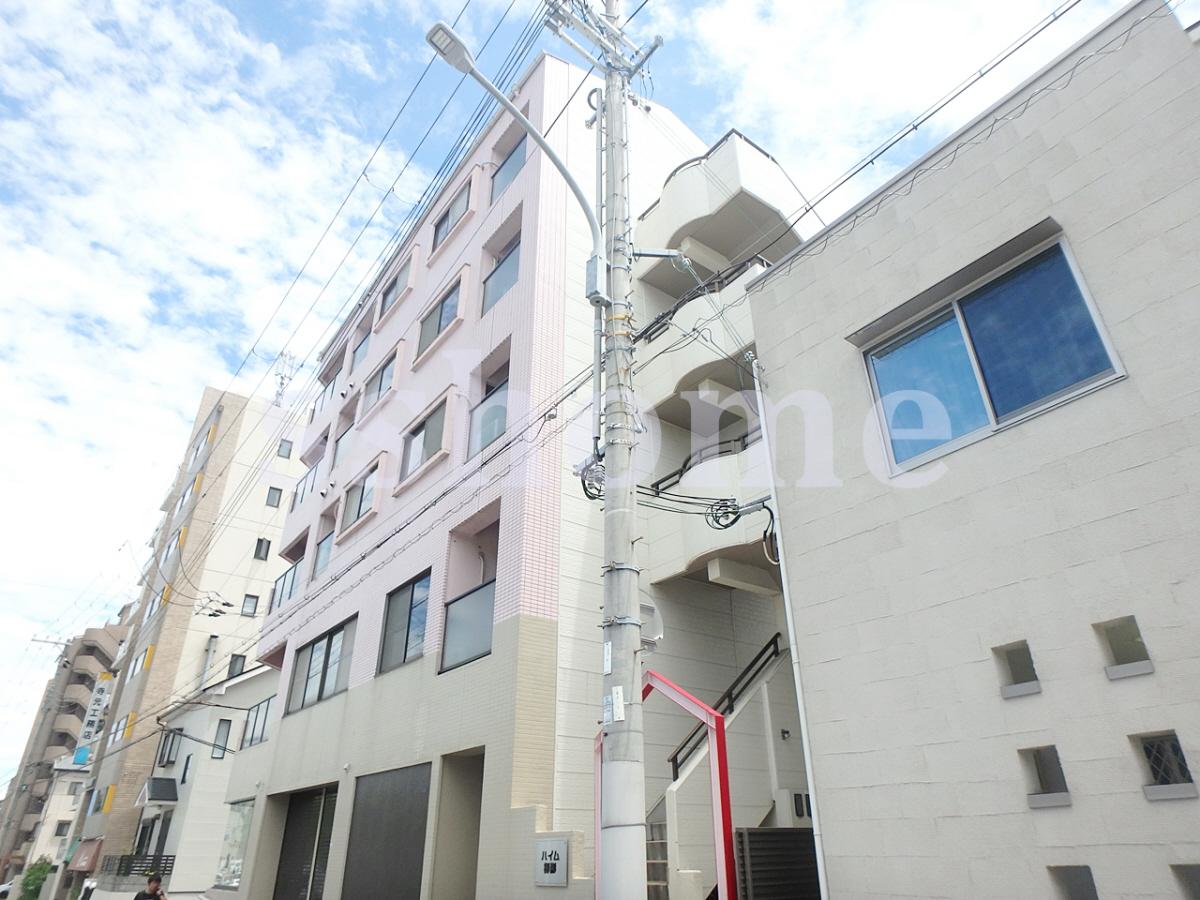 物件番号: 1123106104 ハイム御影  神戸市東灘区御影1丁目 1R マンション 外観画像