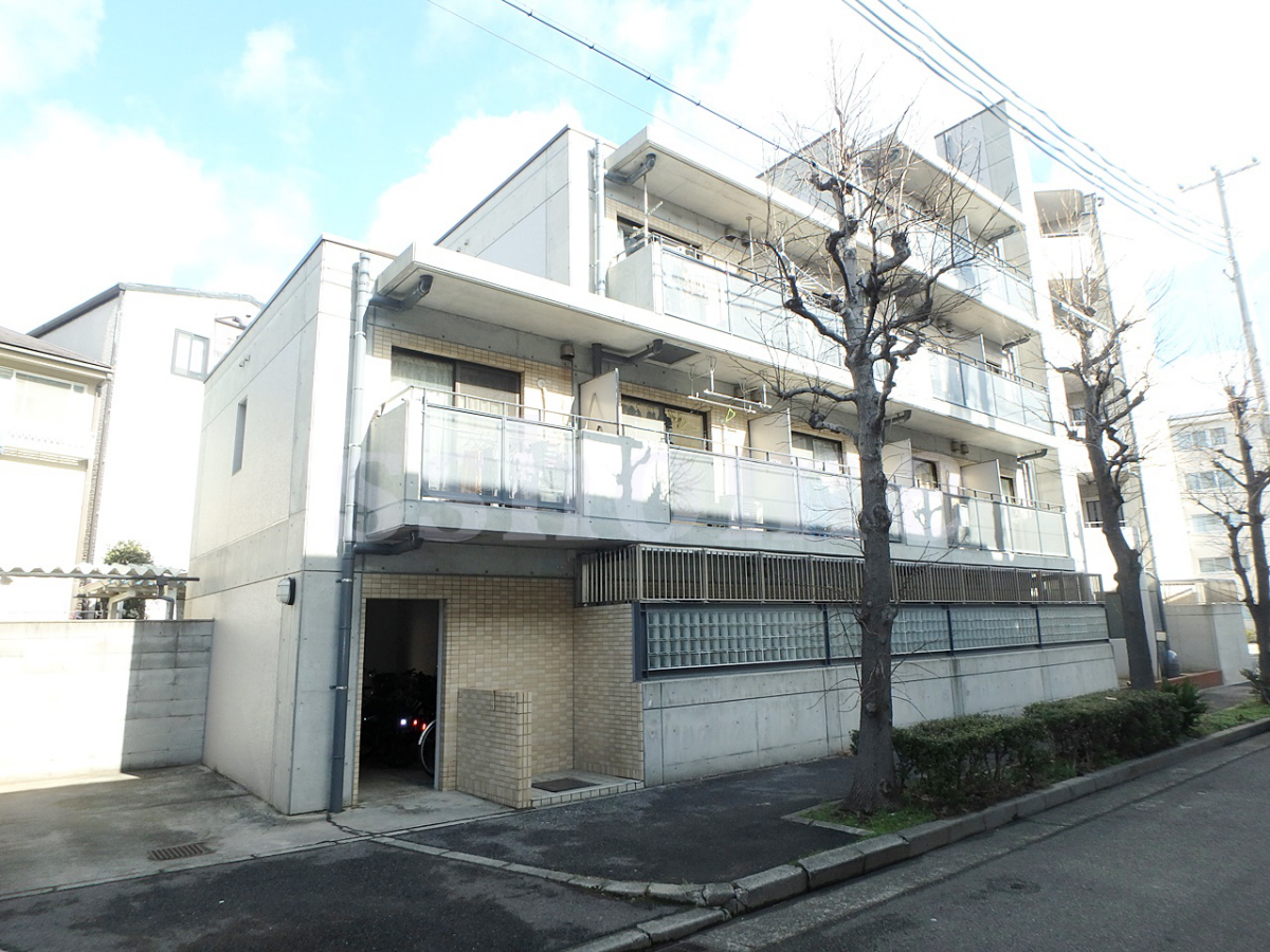 物件番号: 1123106514 ロマネスク御影  神戸市東灘区御影1丁目 1R マンション 外観画像
