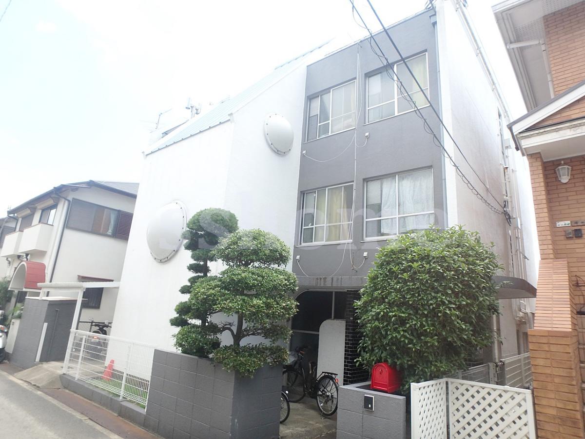 物件番号: 1123106680 ドミトリー太田  神戸市灘区篠原台 1R マンション 外観画像