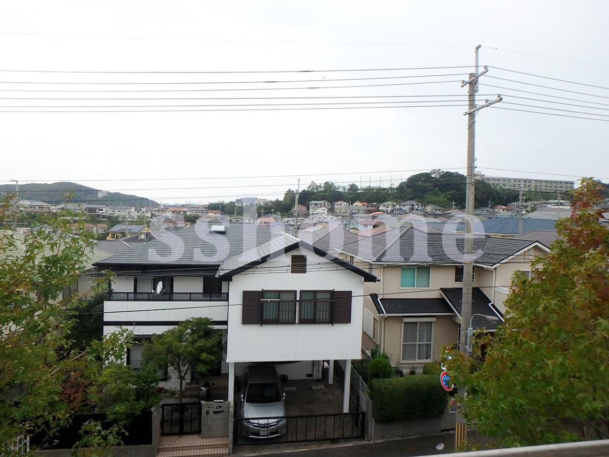 物件番号: 1123107299 サンビレッジ北須磨  神戸市須磨区多井畑東町 1R マンション 画像9
