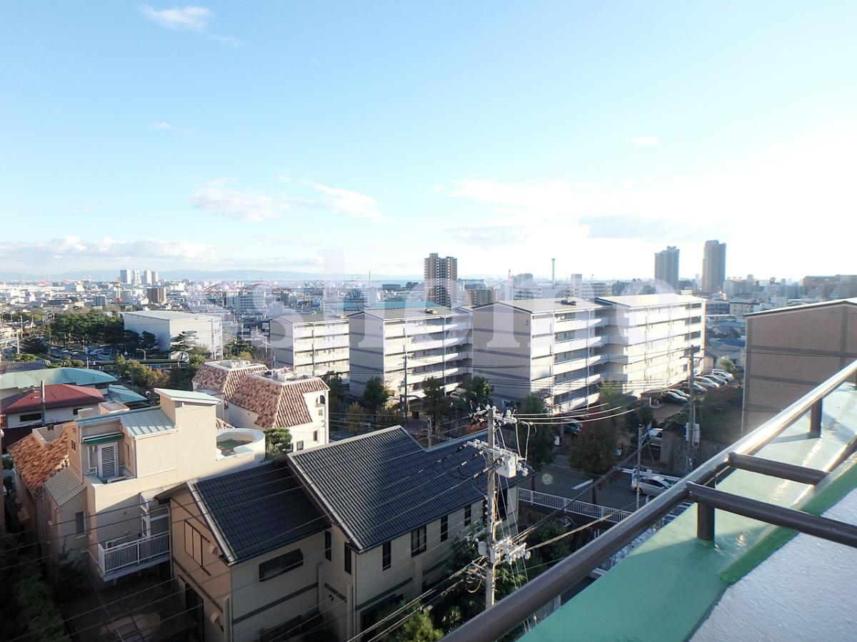 物件番号: 1123107660 シャトー御影  神戸市東灘区御影山手5丁目 1DK マンション 画像9