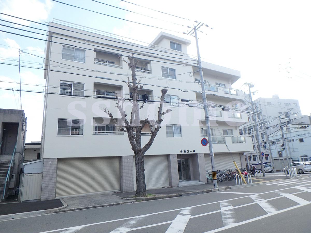 物件番号: 1123107989 伸和コーポ  神戸市灘区城内通3丁目 2DK マンション 画像29