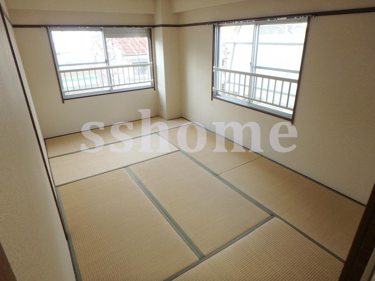 物件番号: 1123107989 伸和コーポ  神戸市灘区城内通3丁目 2DK マンション 画像5